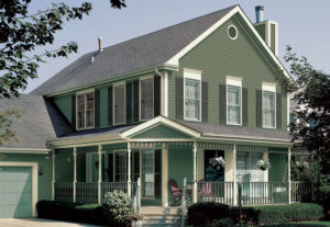 exterior painting service in Park Ridge