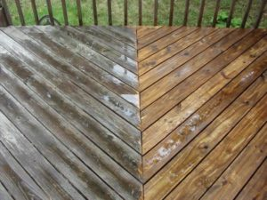 Pressure Washing Service in Montvale