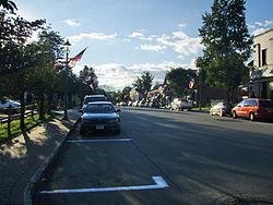 Downtown Allendale NJ 07401